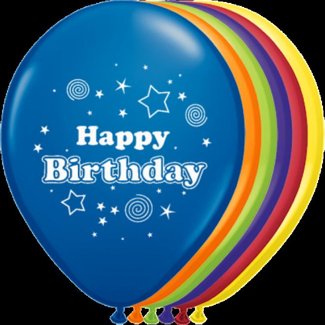 luftballons geburtstag happy birthday 30 cm. Black Bedroom Furniture Sets. Home Design Ideas